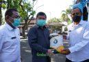 Kementerian Pertanian Berikan Bantuan 10 Ton Benih Padi Untuk Korban Banjir Bandang Garut Selatan