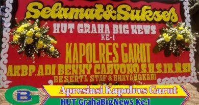 Meski Baru Satu Tahun, Kiprah GrahaBigNews Luar biasa