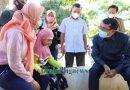 Wakil Bupati Garut Beri Bantuan Kursi Roda Untuk Seorang Anak di Cikelet