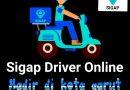 """SIGAP Driver Online Hadir Di Kota Garut :  """"Pakai SIGAP Pasti Untung, dan SIGAP tolak mahal""""."""