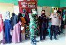 Ratusan Warga Desa Mekarmukti divaksin di Pesantren Hubbul Wahan