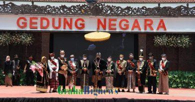 Sumedang Menjadi Tuan Rumah Festival Adat Kerajaan Nusantara I Tahun 2021
