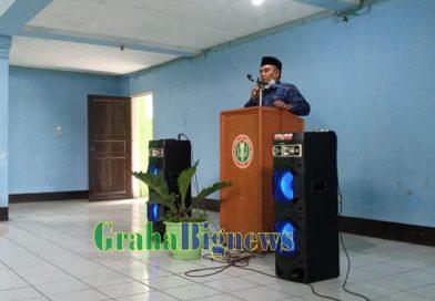 Ketua PGRI Kab. Garut Apresiasi Kinerja Ketua PGRI Garut Kota Berinovasi Dengan Jumat Berbagi Pada Penjaga Sekolah