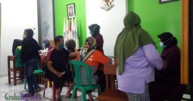 Hampir 70% Warga Desa Mandalasari Ikut Serta Vaksinasi Covid-19